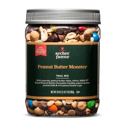 Peanut Butter Monster Trail Mix - 34oz - Archer Farms™