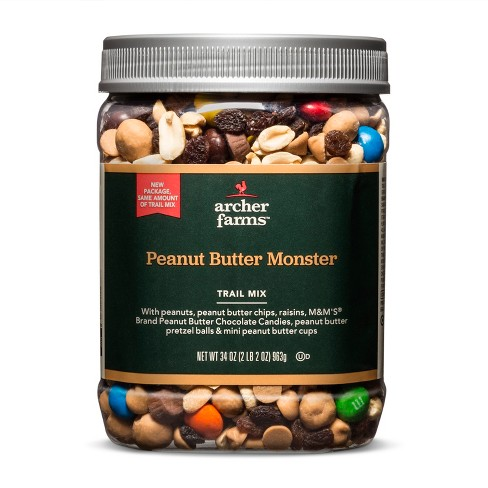 Peanut Butter Monster Trail Mix - 34oz - Archer Farms™ - image 1 of 1