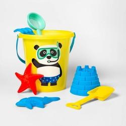 7 Piece Panda Sand Bucket Set - Sun Squad™
