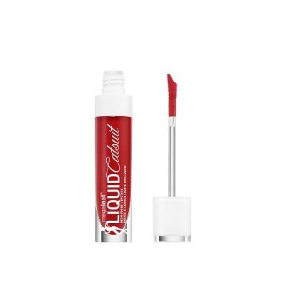 Wet n Wild MegaLast Liquid Catsuit Hi-Shine Lipstick 0.46oz