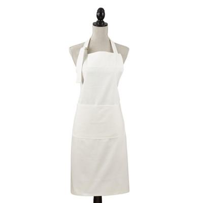 "35""x28"" Denim Classic Cuisine Cotton Cooking Apron - Saro Lifestyle"
