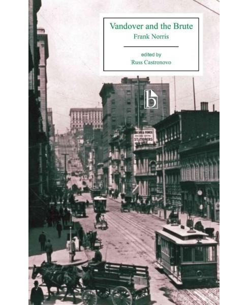 Vandover and the Brute (Paperback) (Frank Norris) - image 1 of 1