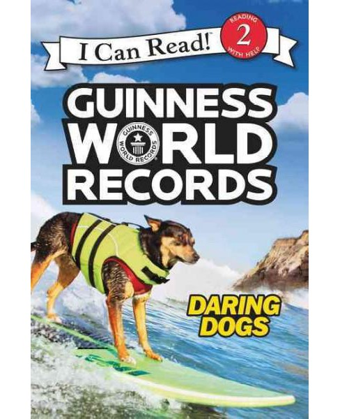 Guinness World Records Daring Dogs (Hardcover) (Cari Meister) - image 1 of 1