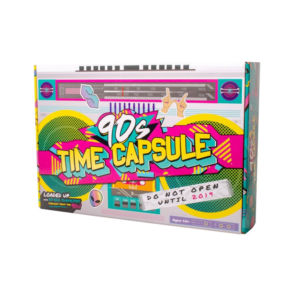 Image of Buffalo Games 90s Time Capsule