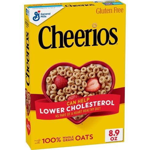 Cheerios Breakfast Cereal - 8.9oz - General Mills - image 1 of 4
