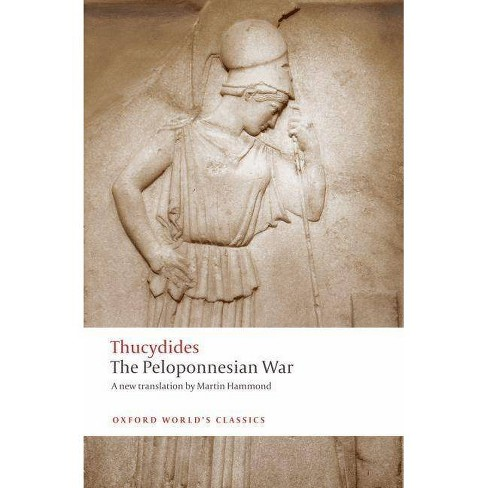 The Peloponnesian War - by  Thucydides & P J Rhodes (Paperback) - image 1 of 1
