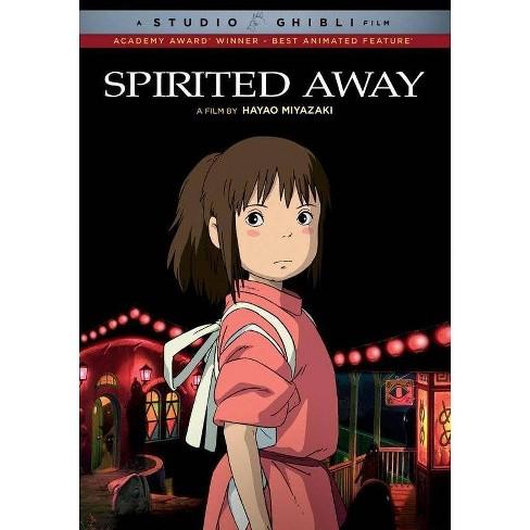Spirited Away Dvd Target