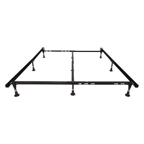 Adjustable Bed Frame Twin/Full/Queen Black - Signature Sleep - image 1 of 9