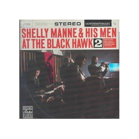 Shelly Manne - At the Black Hawk Volume 2 (CD) - image 1 of 1