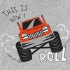Toddler Boys' 4pc Monster Truck Snug Fit Pajama Set - Just One You® made by carter's - image 3 of 3