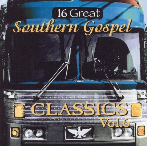 Various - 16 great southern gospel classics:V6 (CD) - image 1 of 1