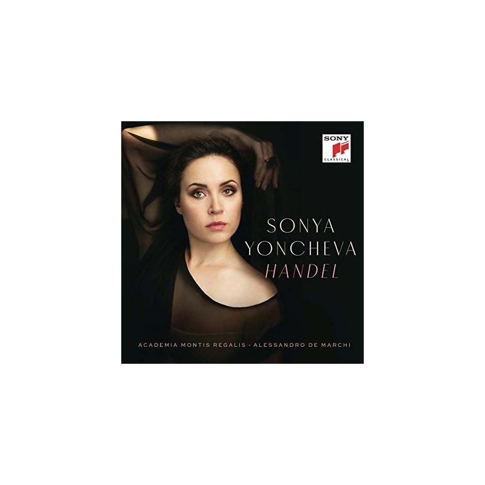 Sonya Yoncheva - Handel (CD)