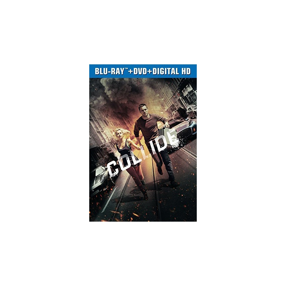 Collide (Blu-ray + Dvd + Digital)