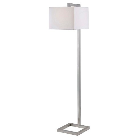 Kenroy Home Floor Lamp (Lamp Only) - Brushed Steel - image 1 of 1