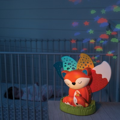Infantino Go Gaga! 2-In-1 Musical Soother & Night Light Projector