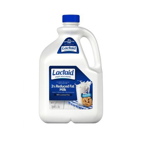 Lactaid Lactose-Free 2% Milk - 96 fl oz - image 1 of 1