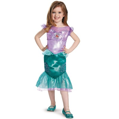 Disney Princess Ariel Classic Toddler Costume