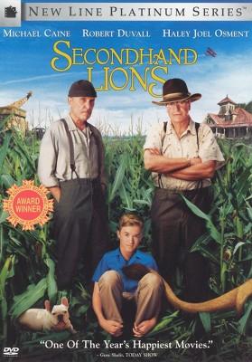 Secondhand Lions (New Line Platinum Series) (DVD)