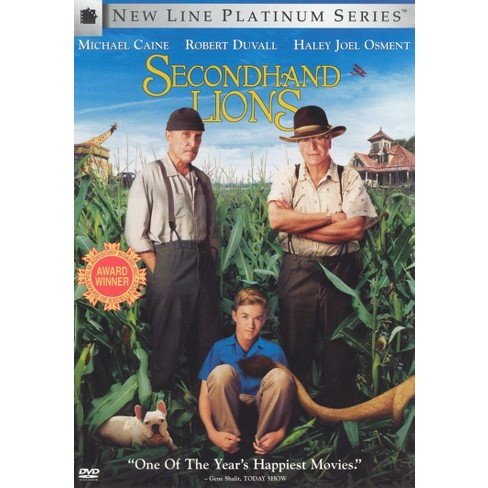 Secondhand Lions (New Line Platinum Series) (DVD) - image 1 of 1