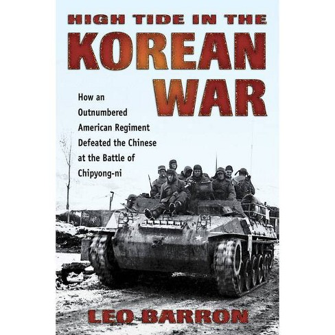 High Tide in the Korean War - (Paperback) - image 1 of 1