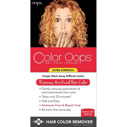 Color Oops Hair Color Remover - 4.1 fl oz - image 1 of 4