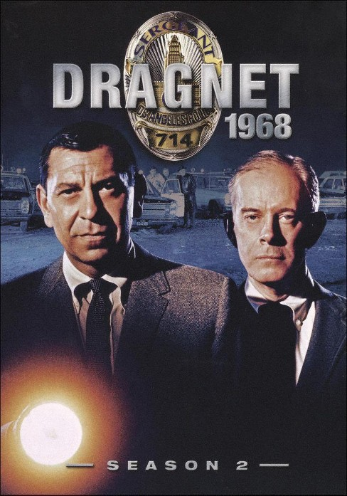 Dragnet:Season 2 (DVD) - image 1 of 1