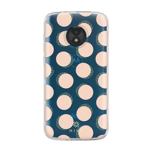 wholesale dealer a69c5 8cadc Incipio Moto E5 Play/Cruise HIVE Gel Case - Dots