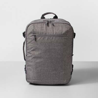Hybrid Backpack 19.3  Heather Gray - Made By Design™