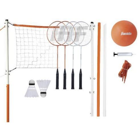 Franklin Sports Starter Badminton & Volleyball Set - image 1 of 2