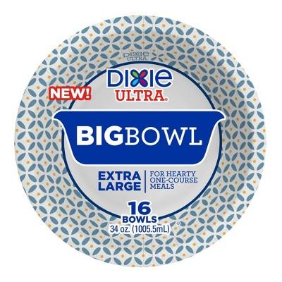 Dixie Ultra Big Bowl - 16ct