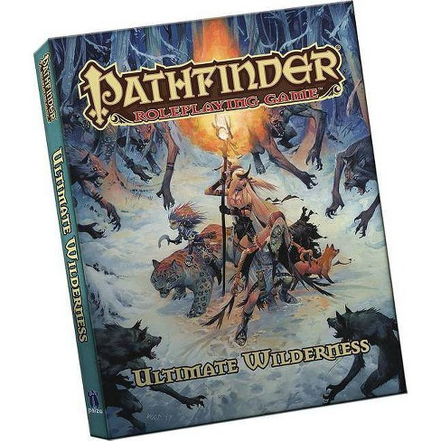 Pathfinder Roleplaying Game: Ultimate Wilderness Pocket Edition - by  Jason Bulmahn (Paperback) - image 1 of 1