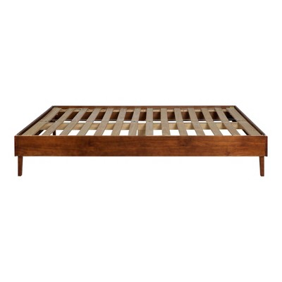King Solid Wood Platform Bed - Saracina Home