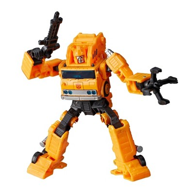 Transformers Earthrise War for Cybertron WFC-E10 Grapple Action Figure