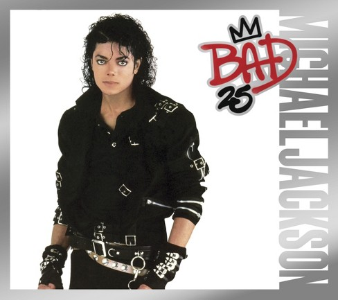 Michael Jackson Bad 25th Anniversary CD/DVD - Only at Target - image 1 of 1