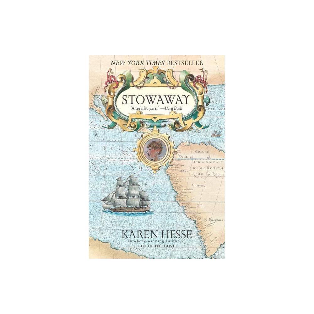 Stowaway By Karen Hesse Paperback