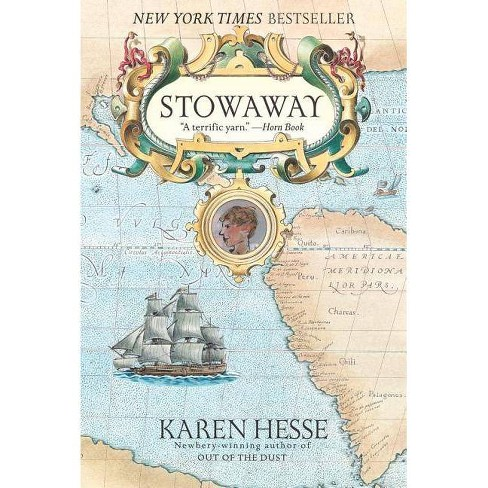 Stowaway - by  Karen Hesse (Paperback) - image 1 of 1