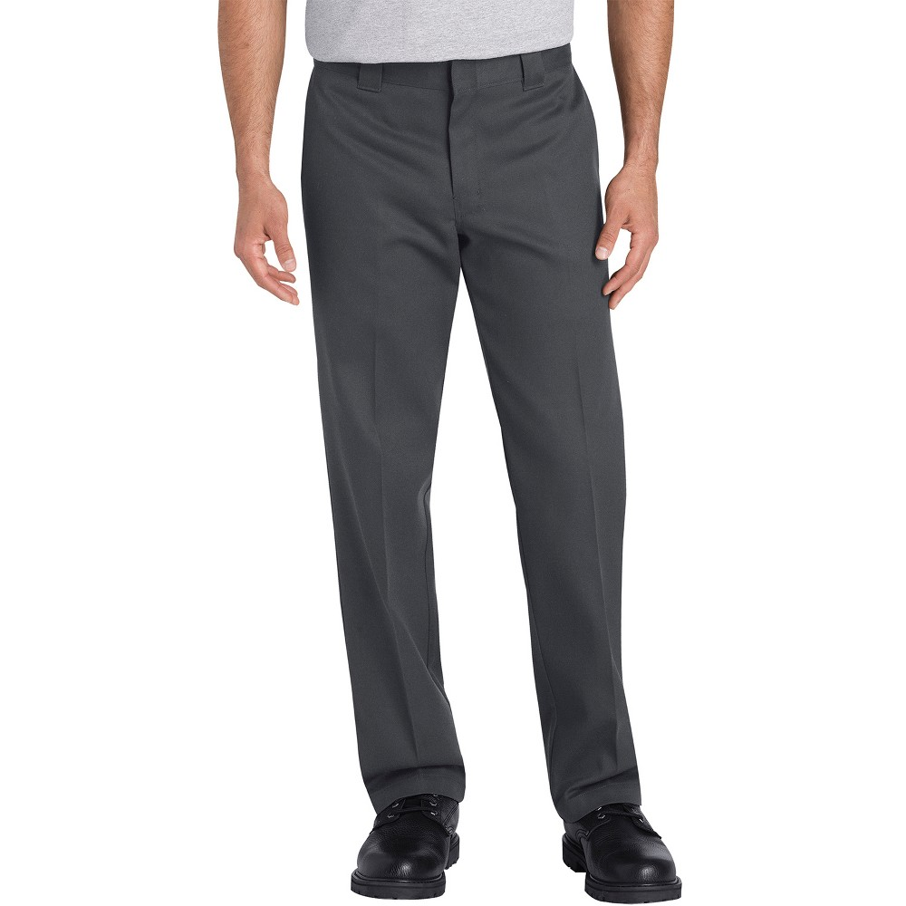 Dickies Men's Flex Slim Tapered Pants - Gray 30x32