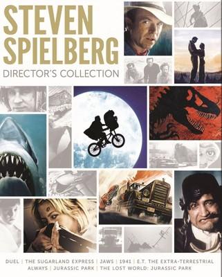Steven spielberg director's collectio (Blu-ray)