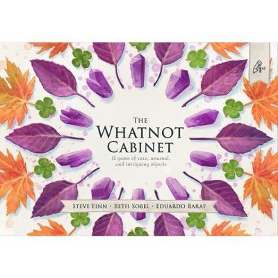 Whatnot Cabinet Board Game