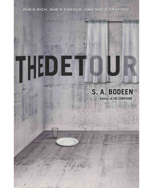 Detour (Reprint) (Paperback) (S. A. Bodeen) - image 1 of 1