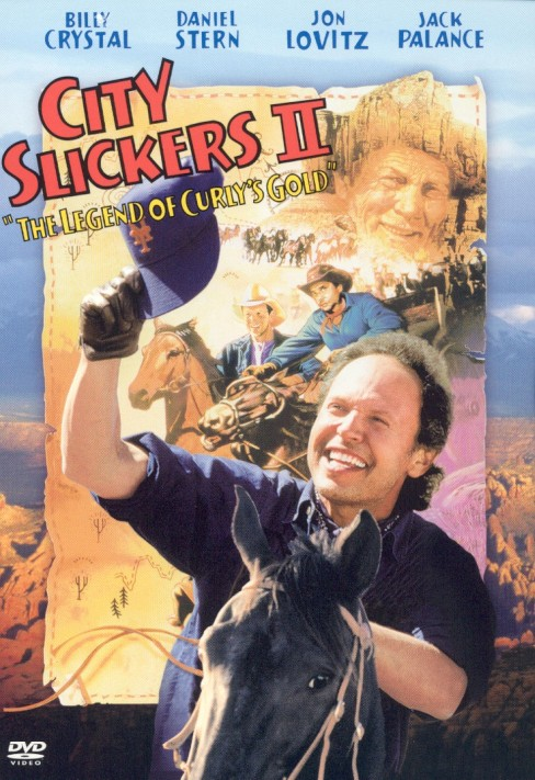 City slickers 2:Legend of curly's gol (DVD) (Restored / Remastered) - image 1 of 1