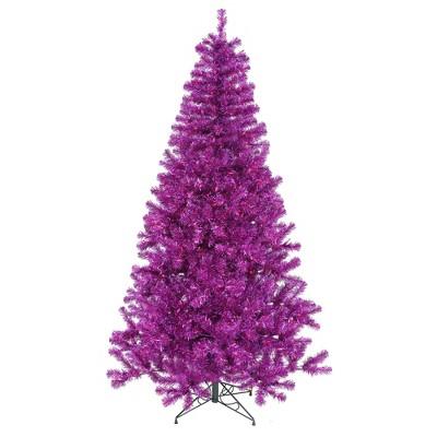 Vickerman Purple Series Artificial Christmas Tree