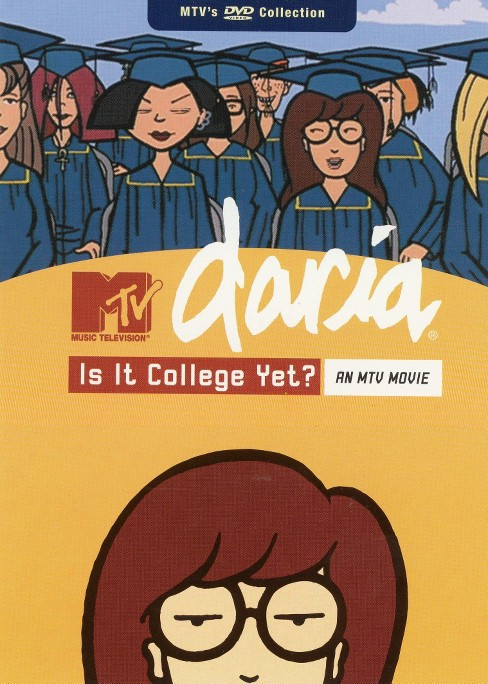 Daria Movie:Is It College Yet (DVD) - image 1 of 1