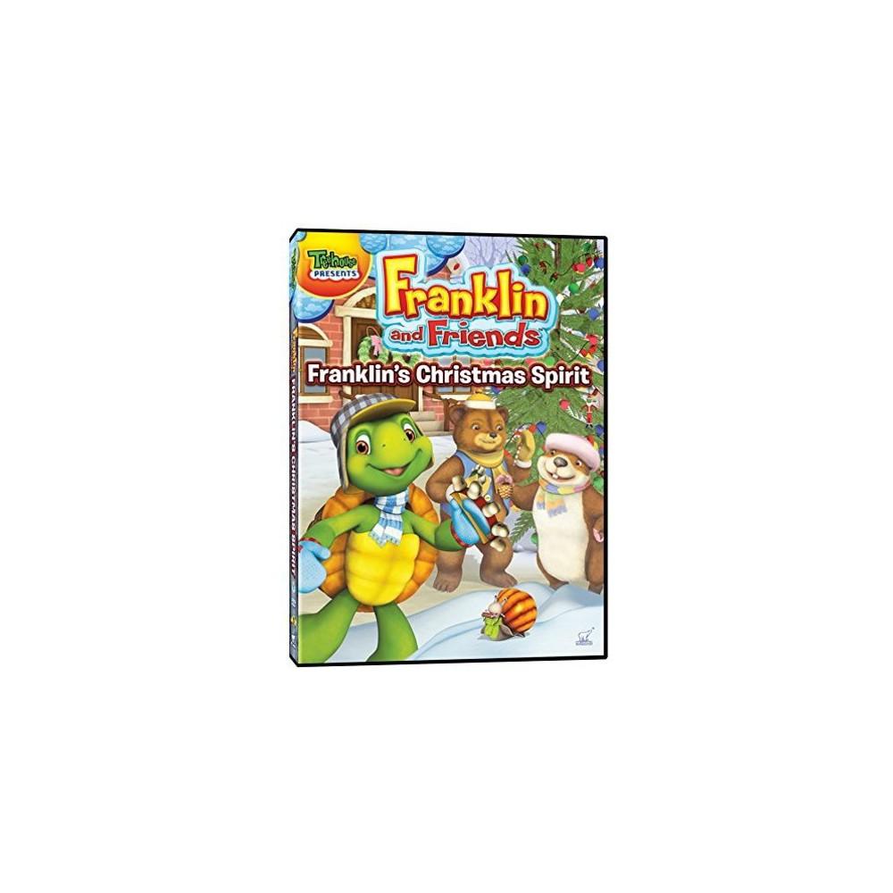 Franklin and friends:Franklin's chris (Dvd)