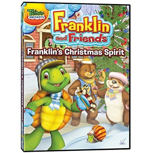 Franklin and friends:Franklin's chris (DVD) - image 1 of 1