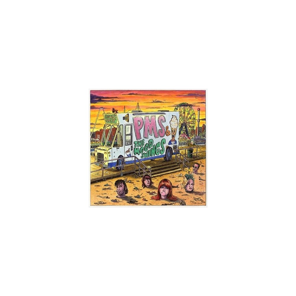 Pms & The Moodswings - Pms & The Moodswings (Vinyl)