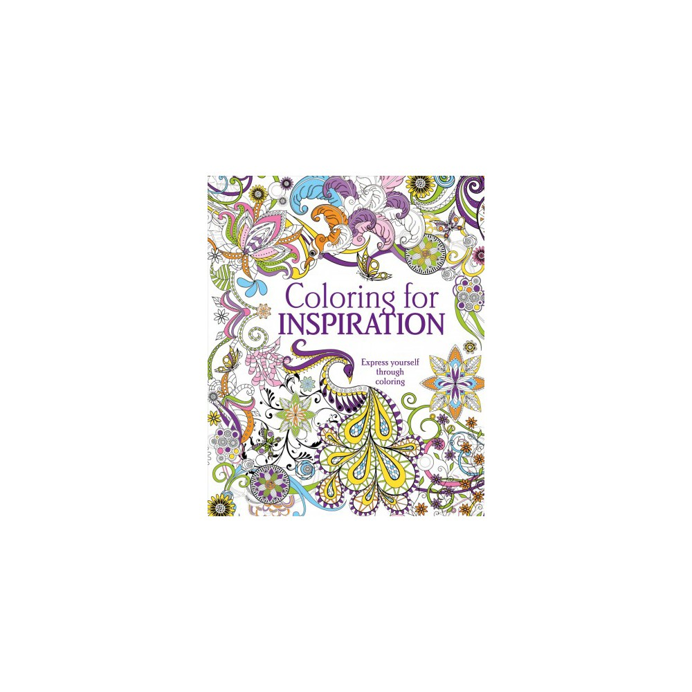 Coloring for Inspiration (Paperback)