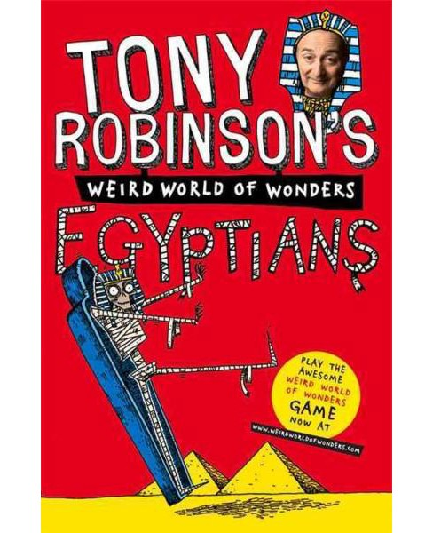Egyptians (Paperback) (Tony Robinson) - image 1 of 1