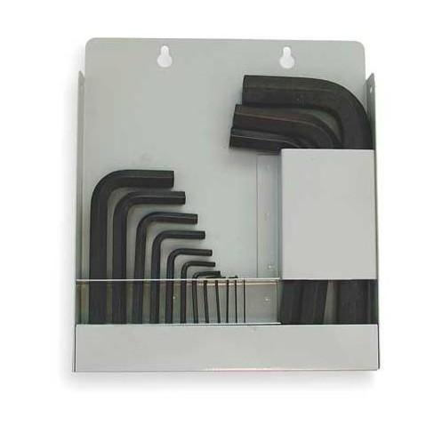 EKLIND 10515 15 Pc. Metric L-Shaped Hex Key Set - image 1 of 1