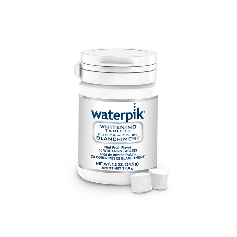 Waterpik Whitening Water Flosser Refill Tablets - 30ct - image 1 of 3